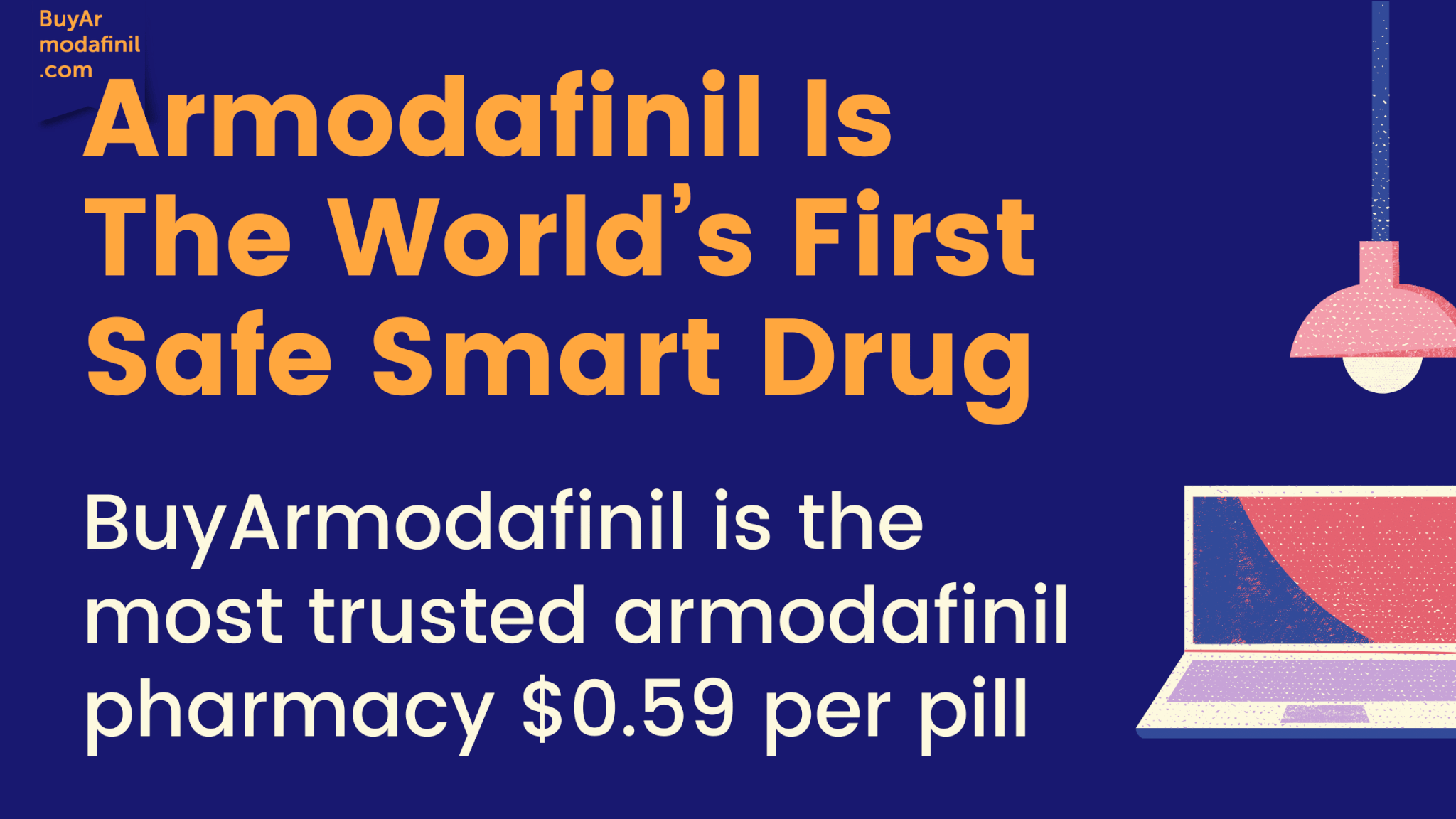 Armodafinil Is the World's First Safe Smart Drug