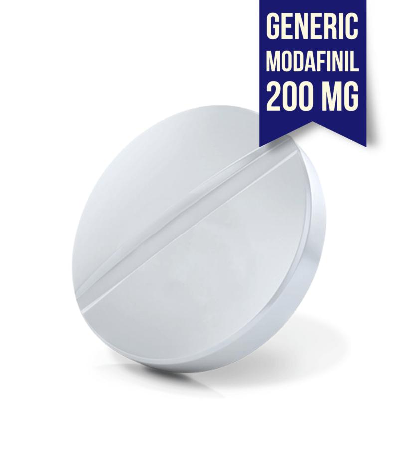 Generic Modafinil 200 mg