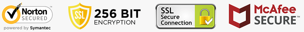 Norton SSL Secure 256-Encryption