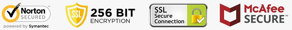 Norton SSL Secure 256-Encryption