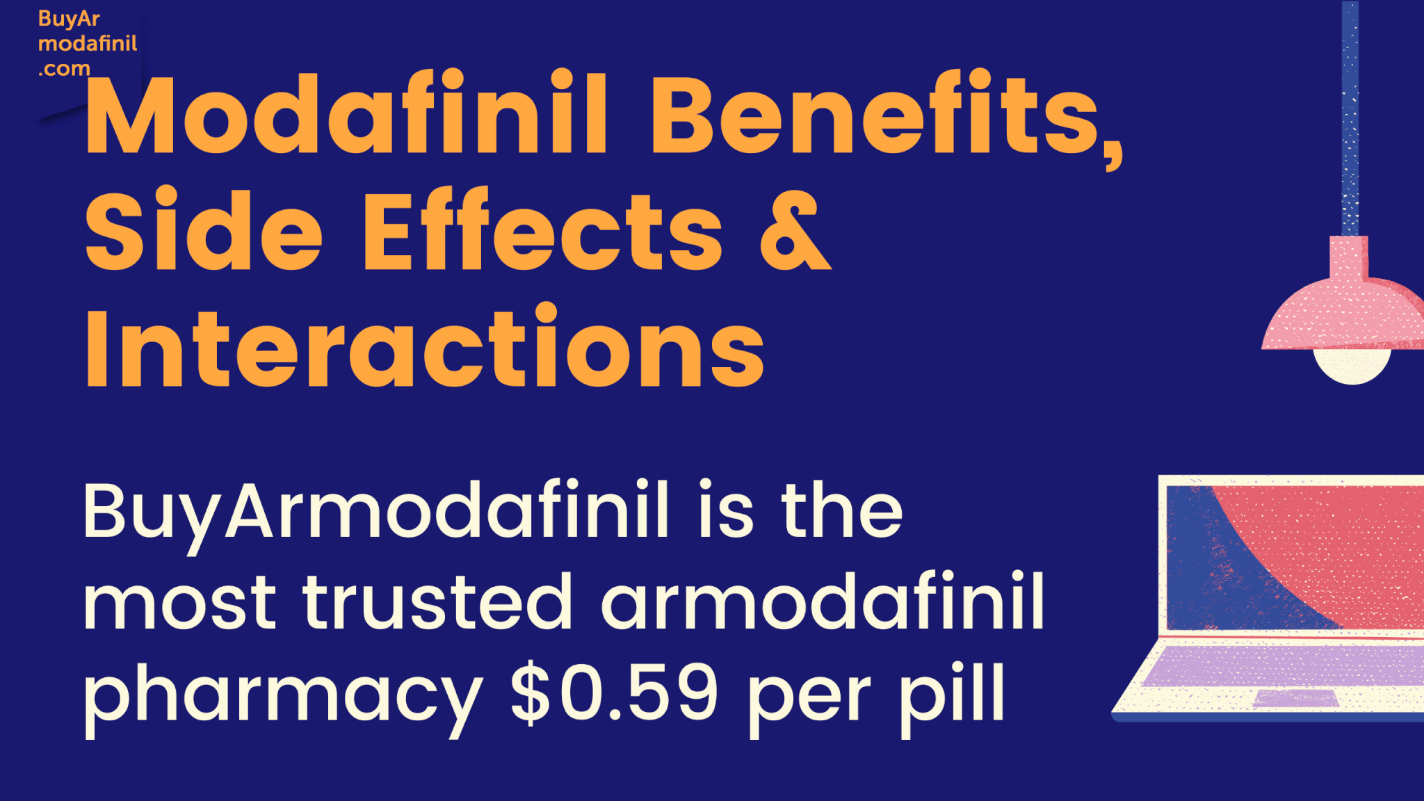 Modafinil Benefits, Side Effects, Interactions